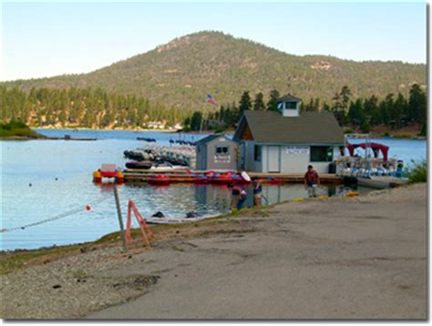 Pedal Boat Big Bear by Big Bear In Summer Los Angeles Area Life