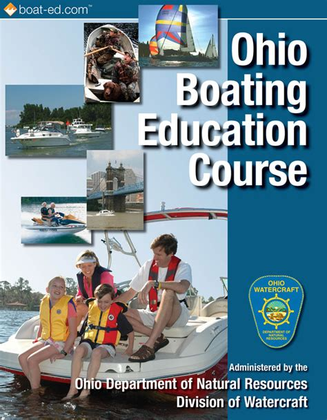 How Long Is An Ohio Boating License Good For by Ohio S Official Boating Safety Course And Online Boating
