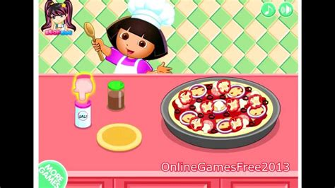 Dora The Explorer Cooking Club Game-new Full Game