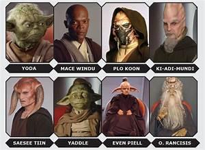 The Jedi Council: Who's Who | StarWars.com