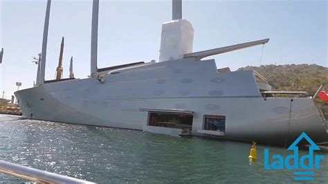 Yacht Youtube by Sailing Yacht A Youtube