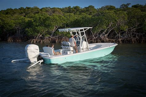Bay Boat With Twin Engines by 270z Model Info Seavee Boats