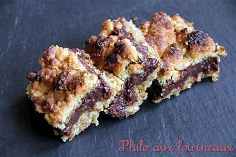 recette de carr 233 s croustillants aux flocons d avoine chocolat