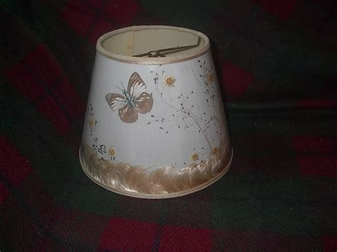 antique lshade briggle butterfly l shade ls