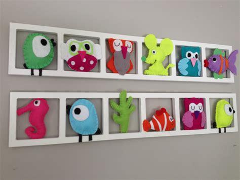id 233 e d 233 coration chambre enfant et b 233 b 233 cadre mural animaux colores chambre d enfant de b 233 b 233