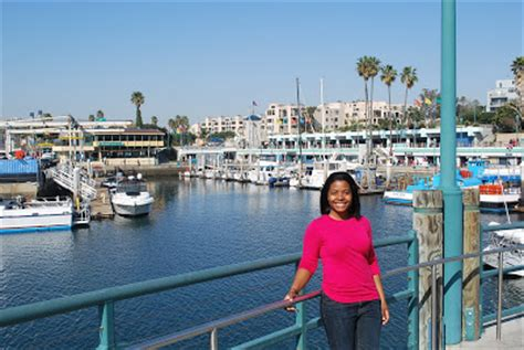Redondo Beach Boat Crash Into Pier by The Travel Buggers Torrance Ca Los Angeles Area Beaches