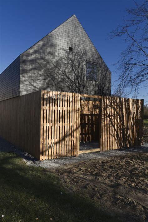 maison ossature bois contemporaine par atelier 56s bruz 35 construire tendance