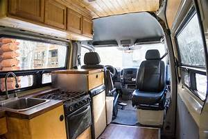 The Ultimate Climber Van - My DIY Sprinter Conversion ...