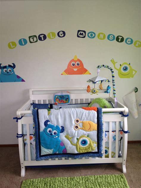 Monsters Inc Baby Bedding by Monsters Inc Crib Bedding Walmart Baby Crib Design