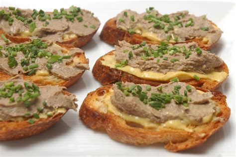 d chicken liver pate talk about anything the sun