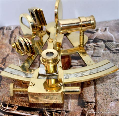 Sextant Value by 4 Quot Solid Brass Sextant Nautical Working Instrument
