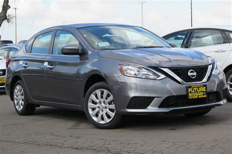 New 2018 Nissan Sentra S 4dr Car In Roseville #n45024