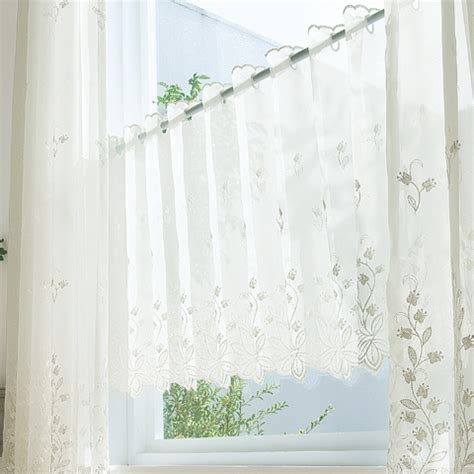 hondaliving rakuten global market imported european lace cafe curtains window curtains 60