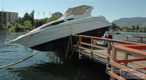 Wake Boat Crash by City Wants Better Lighting For Pier In Wake Of Boat Crash