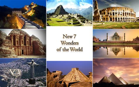 what are the seven wonders of the world archives picsy mag