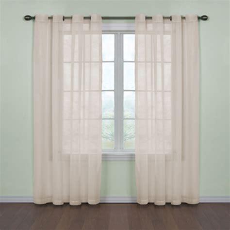curtain fresh sheer grommet curtains white view all curtains