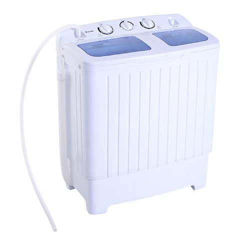 mini machine 224 laver 4 5kg essoreuse lave linge 300w blanc neuf achat vente