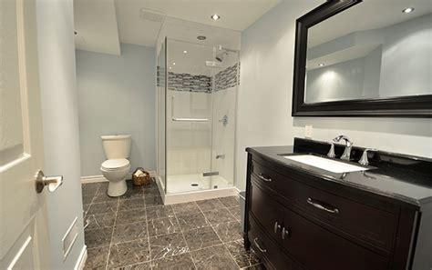 Most Popular Bathroom Colors 2016 by 20 Cool Basement Bathroom Ideas Home Interior Help