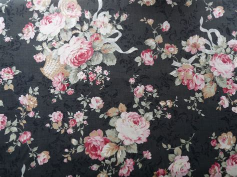 le monde de catalogue coupon tissu lecien antique roses