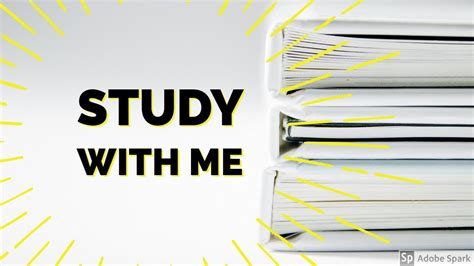 Study With Me For 4 Hours! (no Breaks) Youtube