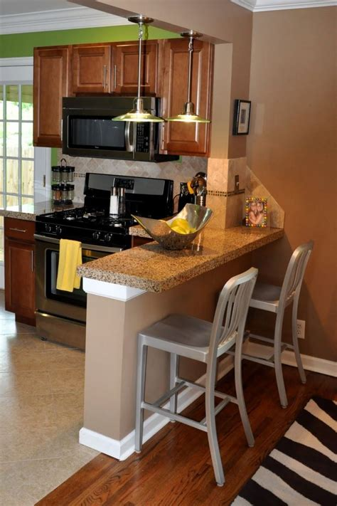 25 best ideas about small breakfast bar on small kitchen bar breakfast bar kitchen