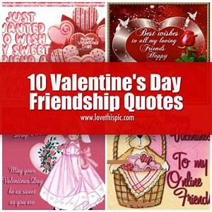 cute happy valentines day friends 10 valentine s day ...