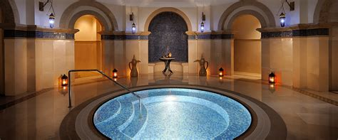 traditional hammam royal mirage one only resorts