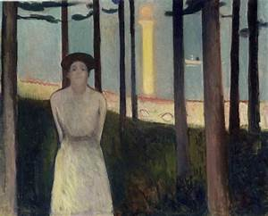 Art/Museums: Edvard Munch: The Modern Life of the Soul at ...