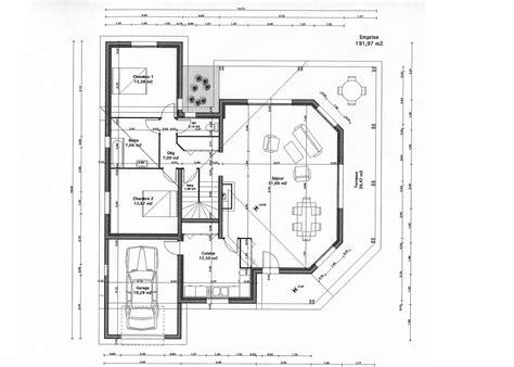 cuisine plans et photos de maisons modernes jpg plan de maison moderne toit plat gratuit plan