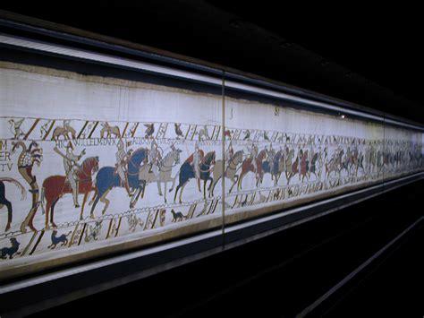 a la rencontre de la tapisserie brod 233 e 224 bayeux p 233 r 233 grinations culturelles