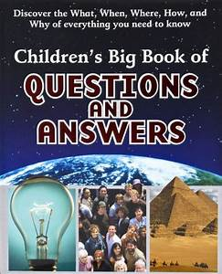 Children's Big Book of Questions and Answers by Parragon ...