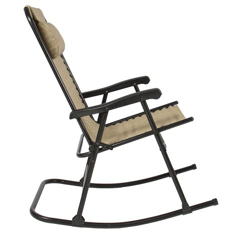 best choice products folding rocking chair foldable rocker outdoor patio ebay