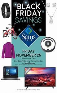 Sam's Club Black Friday Ad 2016 | Black Friday Ads