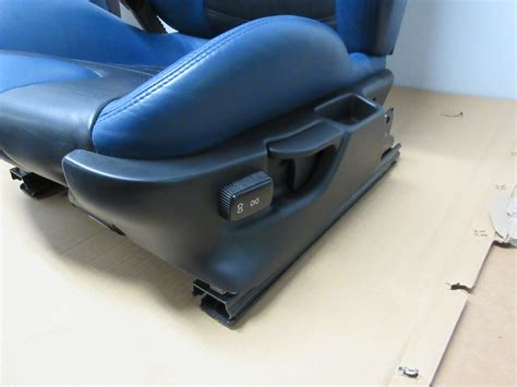 2000 Bmw Z3 M Roadster E36 #1020 Power Leather Heated