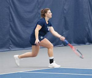 Women's Tennis | Hoyas Finish 6-1 in Decisive Victory