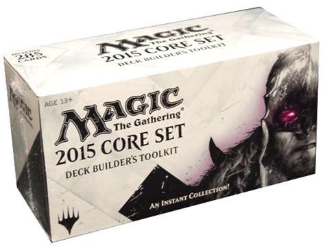 magic 2015 deck builders toolkit magictrade magic the