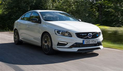 2018 Volvo S60 Polestar, V60 Polestar Revealed Update
