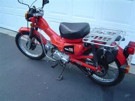 Buy 1981 Honda Ct110 Ct Trail 110 On 2040-motos