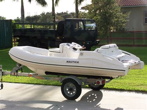 Inflatable Boat Jet by Nautica Jet Rib 1999 For Sale For 7 000 Boats From Usa