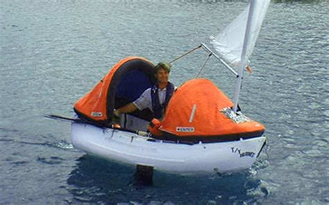 Small Boat Life Raft by Dinghy Life Raft