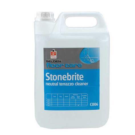 selden stonebrite neutral terrazzo cleaner 5 litre ribchesters