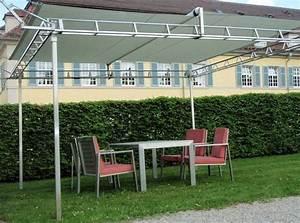 Sonnensegel Kleinen Balkon : regenfestes sonnensegel f r terrassen und gastronomie ~ Markanthonyermac.com Haus und Dekorationen