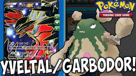 the best standard tcg deck yveltal garbodor be ready for this ptcgo