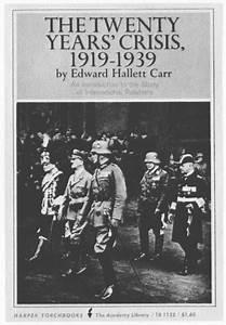 The Twenty Years' Crisis, 1919–1939