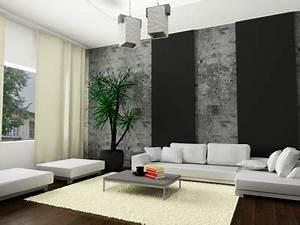 Wohnzimmer Gestalten Grau : wohnzimmer einrichten in grau wei ~ Markanthonyermac.com Haus und Dekorationen