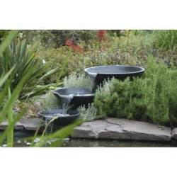 cascade pour bassin ubbink scotia l 0 55 x l 0 55 m x p 12 cm leroy merlin