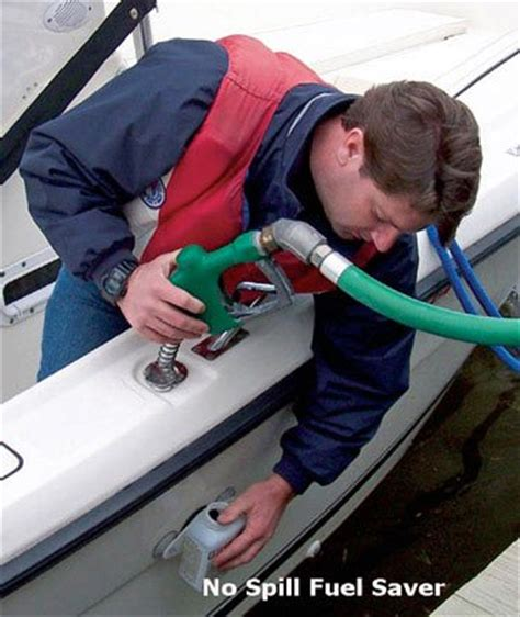 Boat Fuel Tank Pump by The Proper Way To Fill A Fuel Tank Trailering Boatus