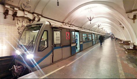 Moscow Train Station by The Moscow Metro And Troika Card Moscow Guide