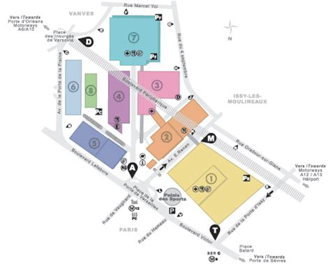congres expo porte de versailles parcs d exposition lieux d