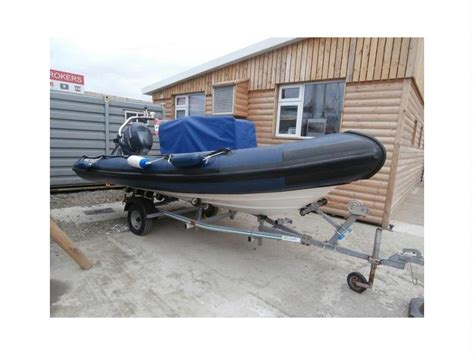 Inflatable Boats Devon by Ribcraft 4 8 In Devon Inflatable Boats Used 98544 Inautia
